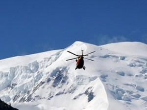 เทือกเขาแอลป์หิมะถล่ม