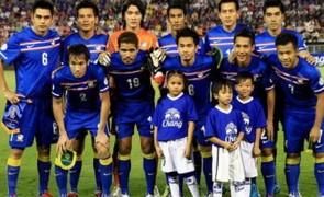 ทีมชาติไทยอุ่นแข้งอิรัก