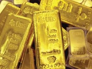 ทองคำลง