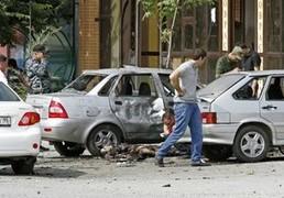 ระเบิดปลิดชีพในเชชเนีย