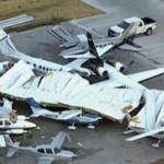 พายุถล่มรัฐเท็กซัส