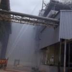ไฟไหม้โรงงาน